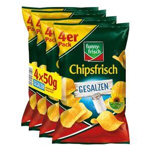 funny-frisch Chipsfrisch 200 g