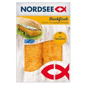 NORDSEE Backfisch mit Remoulade 208 g