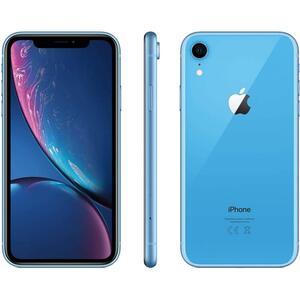 Apple iPhone XR mit 128 GB in blue