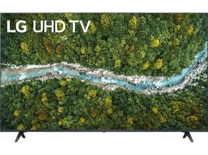 LG 4K Ultra HD LED TV 127cm (50 Zoll) 50UP77009LB, Triple Tuner, HDR10 Pro, Smart TV, Sprachsteuerung
