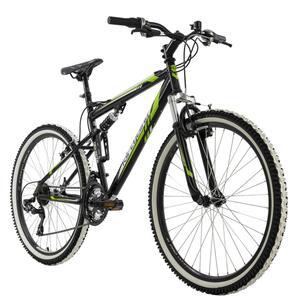 Mountainbike Fully 26 Zoll Scrawler KS Cycling 68M, 569M