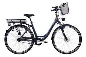 Telefunken Damen City E-Bike RC657 Multitalent 28 Zoll Große Reichweite 250 Watt