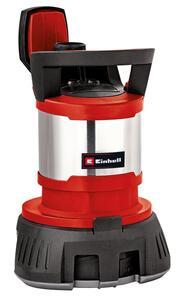 Einhell Schmutzwasserpumpe GE-DP 7330 LL ECO, Leistung 730 W, Fördermenge max. 16500 l/h,Förderhöhe max. 8.5 m