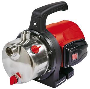 Einhell Gartenpumpe GC-GP 1250 N, Fördermenge max. 5000 l/h, Leistung 1200 W, Förderhöhe max. 50 m