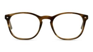 Giorgio Armani Essentials AR7074 5405 Kunststoff Rechteckig Braun/Braun Herren Männer