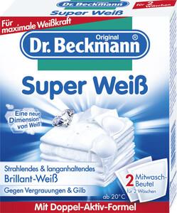 Dr. Beckmann Super Weiß 2x 40 g