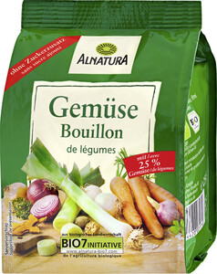 Alnatura Bio Gemüse Bouillon Nachfüllpackung 250G
