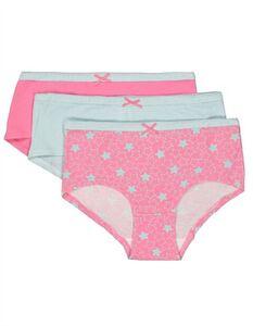 Mädchen Panty - 3er-Pack