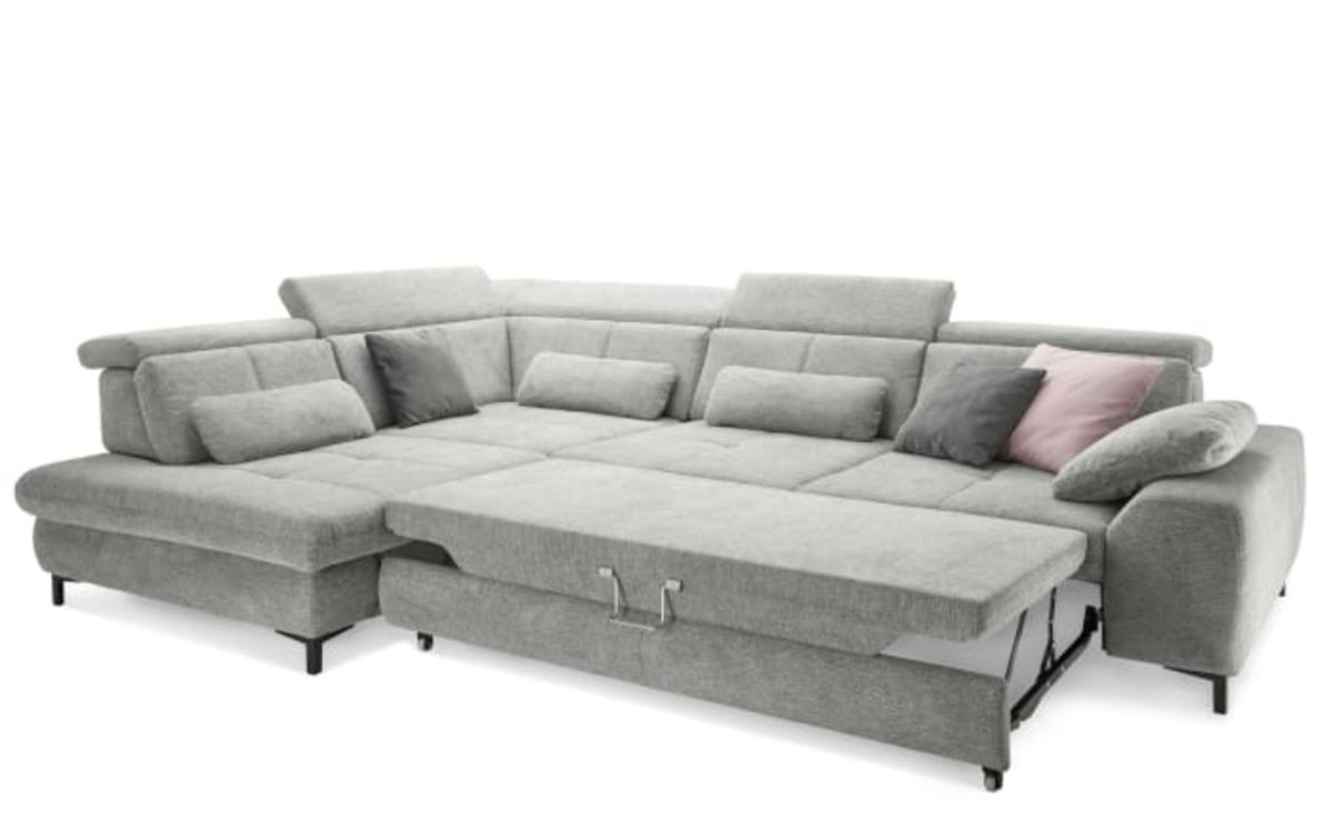 Bild 3 von Wohnlandschaft SO 3400 in grey, inklusive Sitztiefenverstellung und weiteren Funktionen