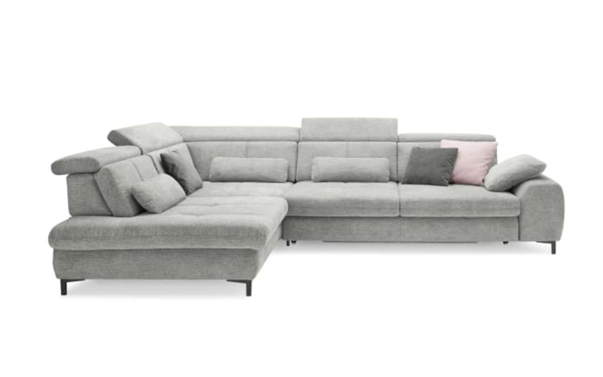 Bild 4 von Wohnlandschaft SO 3400 in grey, inklusive Sitztiefenverstellung und weiteren Funktionen
