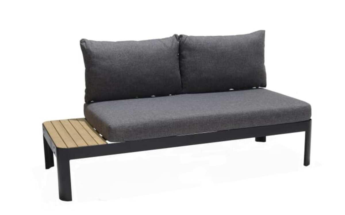 Bild 1 von HPI Garten - Garten-Sofa Portals in Batman black