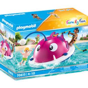 PLAYMOBIL® Family Fun 70613 Kletter-Schwimminsel