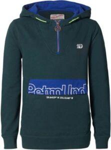 Sweatshirt  grün Gr. 128 Jungen Kinder