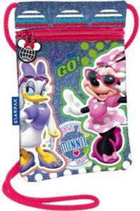 Brustbeutel Minnie Mouse bunt