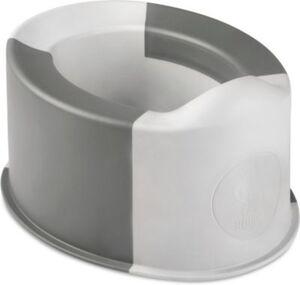 Toilettensitz Buubla Travel Potty, grau