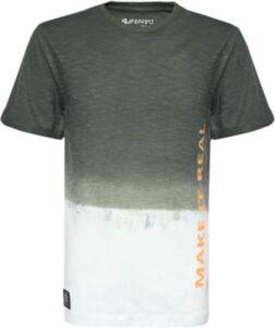 T-Shirt  dunkelgrün Gr. 152 Jungen Kinder