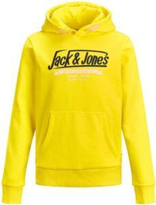 Sweatshirt JJENEON  gelb Gr. 164 Jungen Kinder