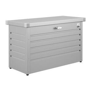 Biohort Kissenbox  Freizeitbox 100  Silber