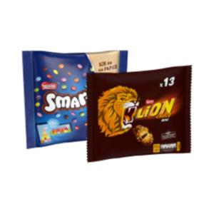 KitKat, Lion oder Smarties Minis
