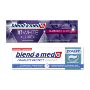 blend-a-med 3 D White Lux/Complete Protect Expert