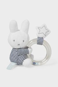 C&A Miffy-Baby-Rassel, Weiß, Größe: 1 size