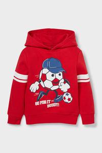 C&A Sweatshirt, Rot, Größe: 92