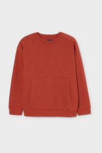 C&A Sweatshirt, Braun, Größe: 92