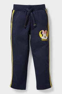 C&A Minnie Maus-Jogginghose, Blau, Größe: 92