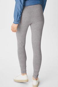 C&A Umstands-Leggings, Grau, Größe: S