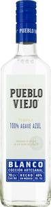 Pueblo Viejo Tequila Blanco   - Tequila & Mezcal - Casa San Matías, Mexiko, trocken, 0,7l