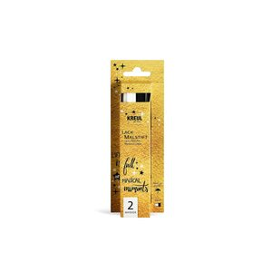 Lackmalstifte medium 2-4mm 2er Set, bunt