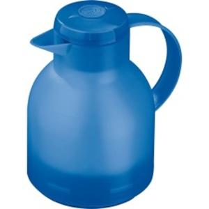 EMSA Isolierkanne SAMBA 1000 ml azurblau-transluzent
