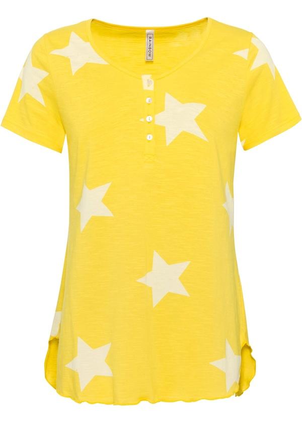 T-Shirt mit Sternen