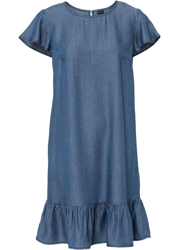 Kleid aus Tencel Lyocell