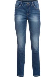 Skinny-Jeans mit seitlichem Streifen