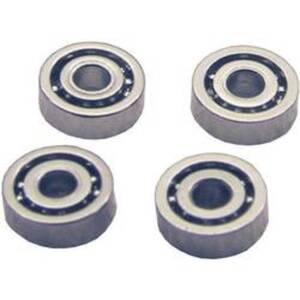 K15 Stahl Micro-Kugellager Geschlossen (Ø x H) 4 mm x 2 mm 4 St.
