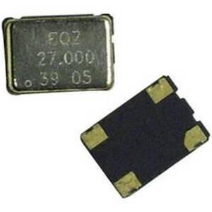 EuroQuartz QUARZ OSCILLATOR SMD 5X7 Quarzoszillator SMD HCMOS 8.000 MHz 7 mm 5 mm 1.4 mm 1 St.