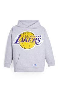 "Grauer ""NBA LA Lakers"" Kapuzenpullover (Teeny Boys)"