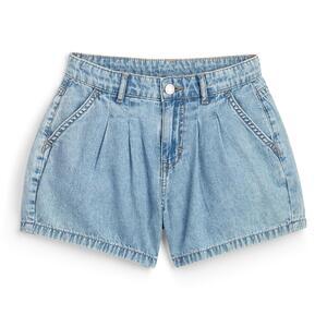 Blaue Bloomer-Jeansshorts (Teeny Girls)