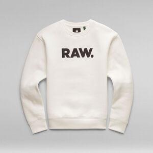 Premium Core RAW. Crewneck