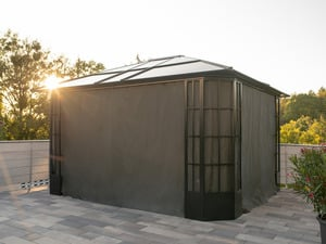 SOJAG Canada Vorhang-Set »Savino« für Alu-Pavillon