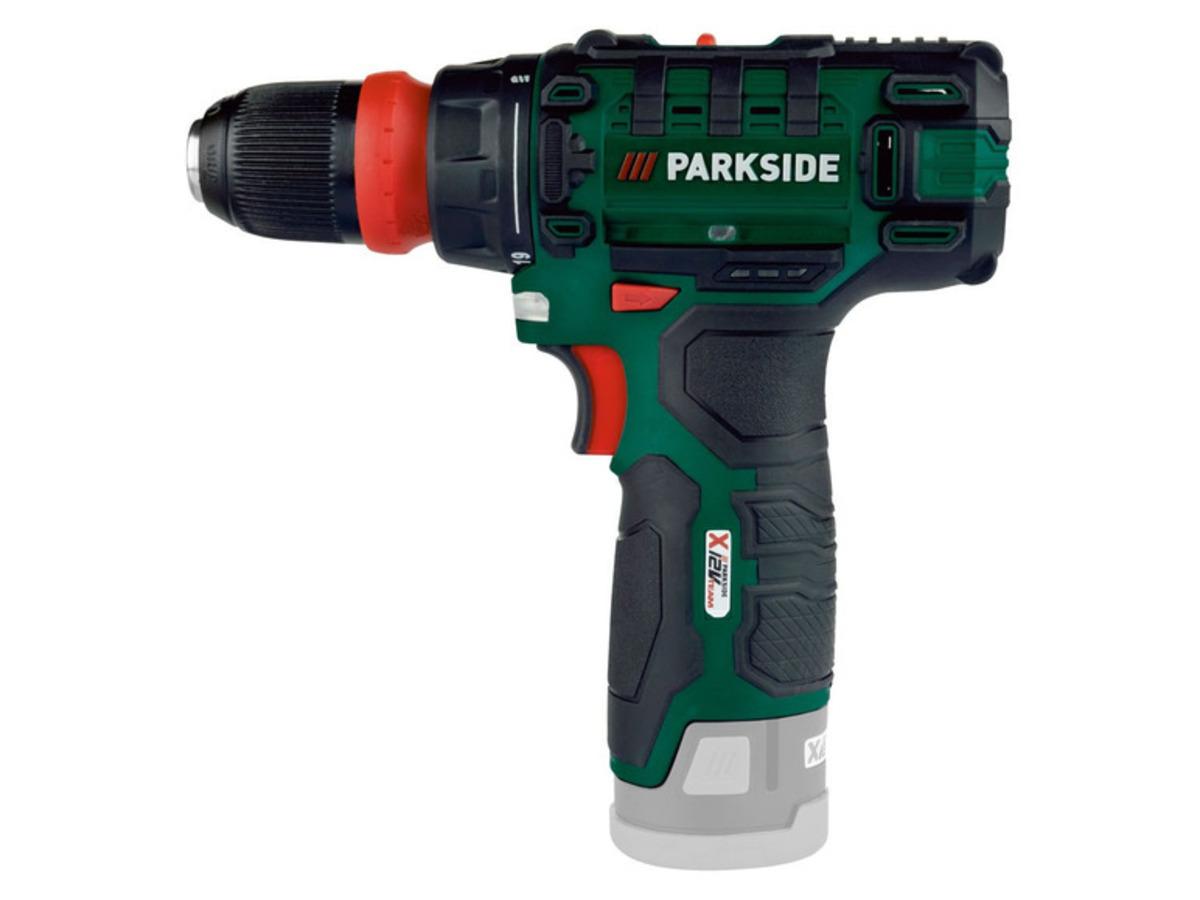 Bild 4 von PARKSIDE® Akku-Bohrschrauber »PBSA 12 D4«, ohne Akku und Ladegerät