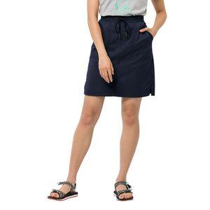 Jack Wolfskin Senegal Skirt Rock XS blau midnight blue
