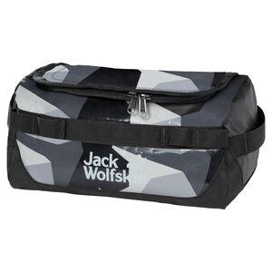 Jack Wolfskin Expedition Washbags & Towels Bags Kulturbeutel one size grau grey geo block