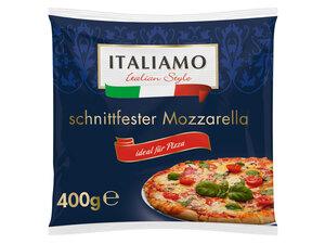Italiamo schnittfester Mozzarella für Pizza