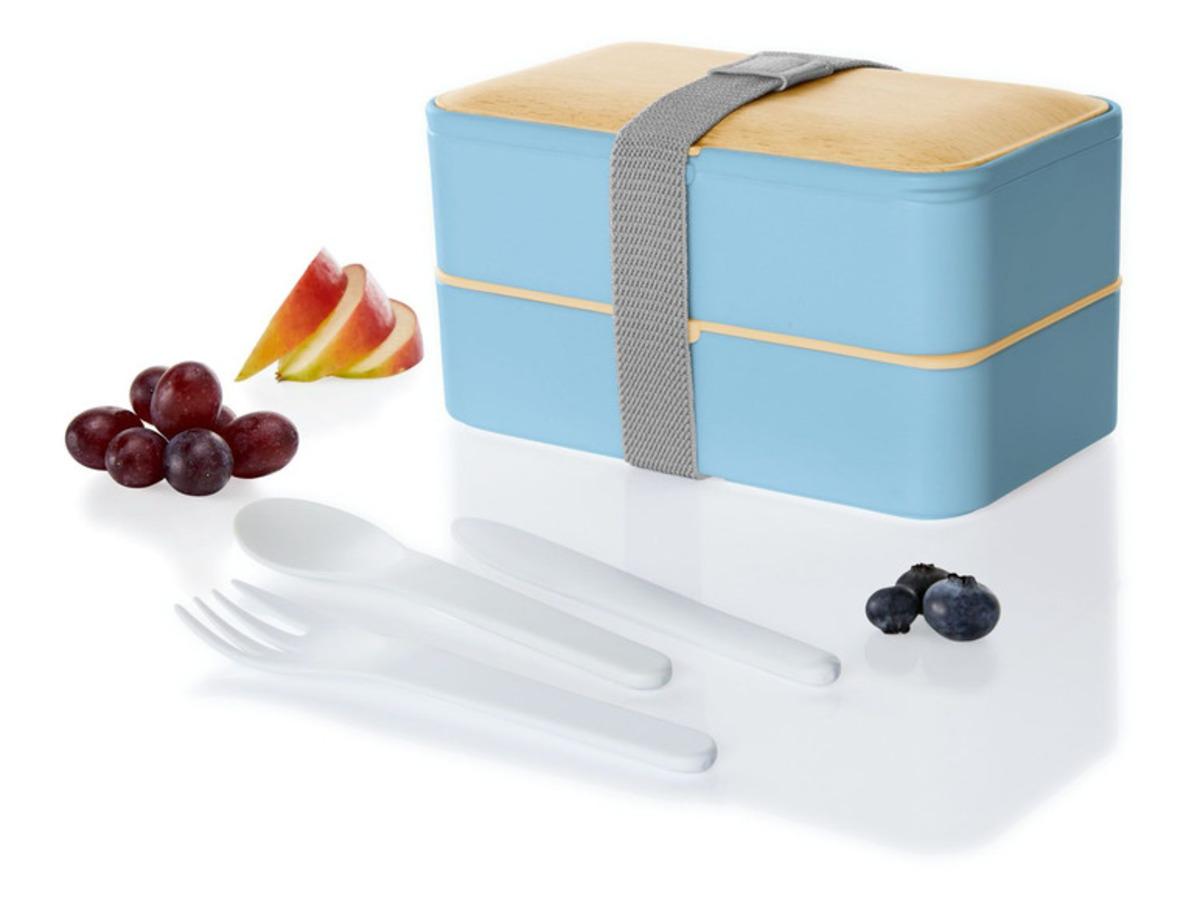 Bild 4 von ERNESTO® Lunchbox 2 Ebenen