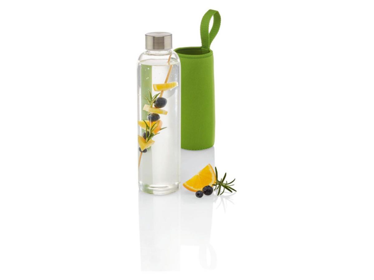 Bild 3 von ERNESTO® Trinkflasche mit Neoprenhülle