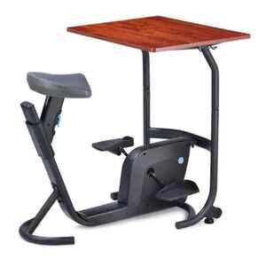 Workplace Bike Desk Unity Aktiver Arbeitsplatz, Fahrradschreibtisch