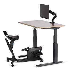 Workplace Under Desk Bike Solo Aktiver Arbeitsplatz, Schreibtischfahrrad