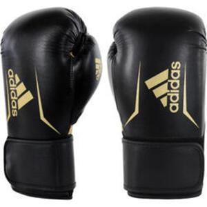 Adidas Boxhandschuhe Speed 100 schwarz/gold 12 oz